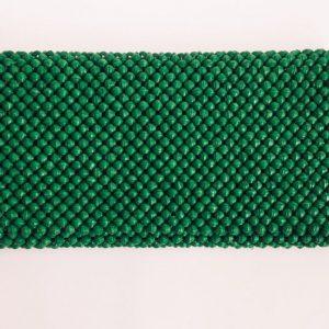 Paperbeeds Clutch /håndveske - forrest green