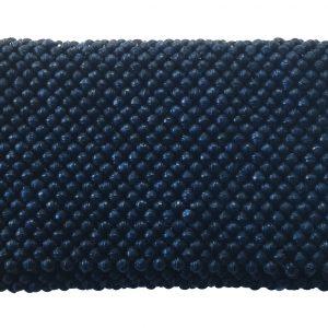 Paperbeeds Clutch /håndveske - Navy blue