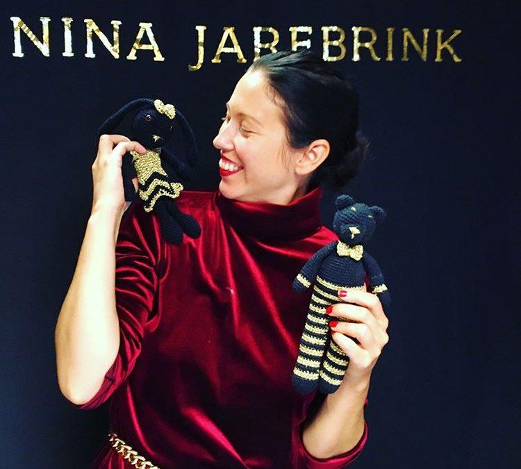 Nina Jarebrink x 4Africa