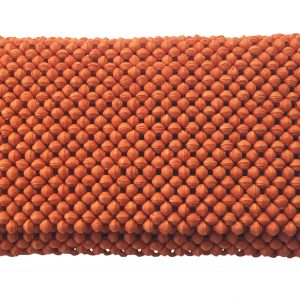 Paperbeeds Clutch /håndveske -bright orange